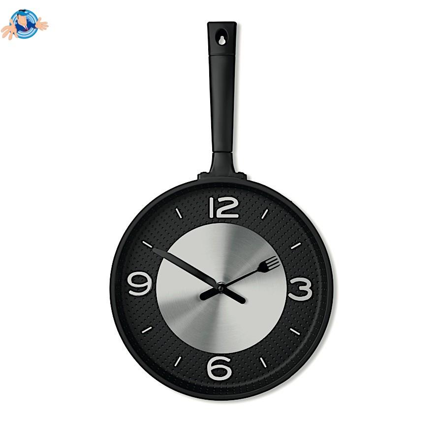 Orologio Da Cucina Logo Personalizzato Da 14 24