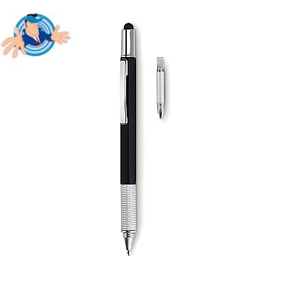 Penna in ABS multifunzione