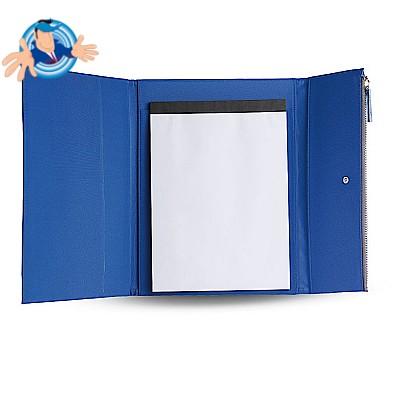 Porta blocnotes A4 in microfibra