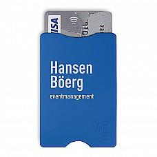Porta carte di credito con protezione RFID