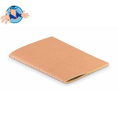 Quaderno A6 in carta riciclata