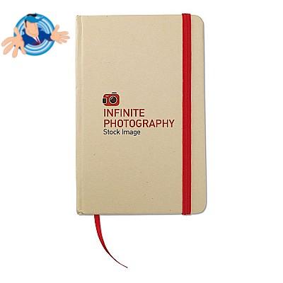 Quaderno con 96 pagine bianche