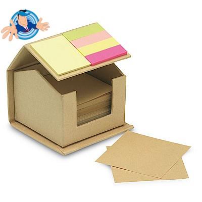 Set memo e adesivi colorati
