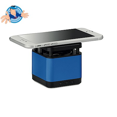 Speaker Bluetooth con caricatore wireless