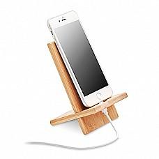 Stand per smartphone in bamboo