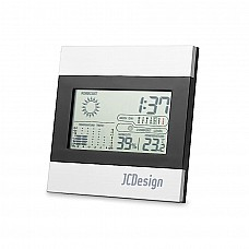 Stazione meteorologica orologio e calendario