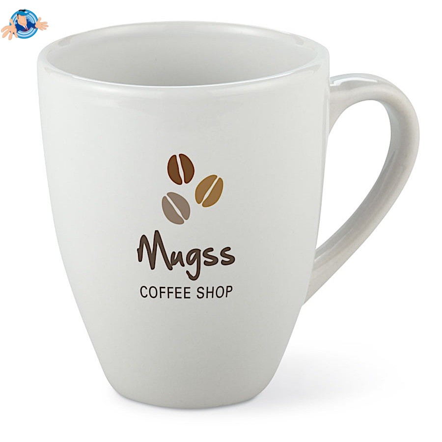 Tazze Da Te Personalizzate tazza da tè in ceramica con il tuo logo personalizzato | yesmarket