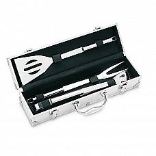 Valigetta con 3 strumenti  per BBQ
