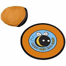 Frisbee pieghevole con custodia