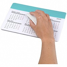 Mousepad con calendario