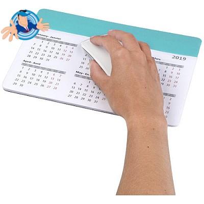 Mousepad con calendario