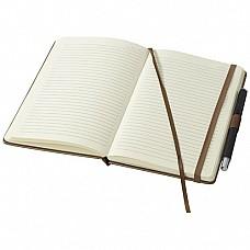 Notebook A5 effetto metallizzato
