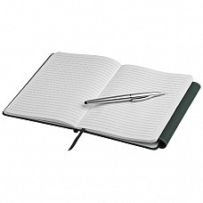 Notebook A5 in PVC con pennino