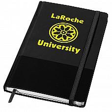 Notebook con 80 fogli A5 bianchi a righe