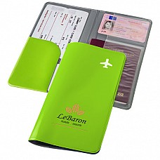 Portafoglio per documenti da viaggio
