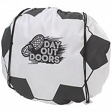Sacca a forma di pallone da calcio