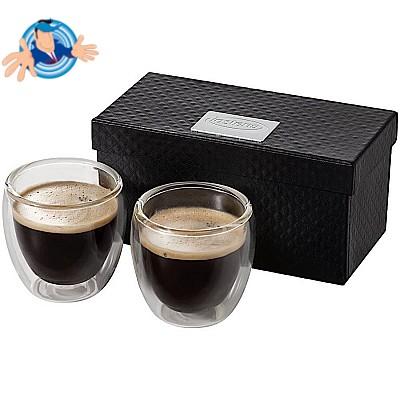 Set bicchieri da caffè 2 pezzi