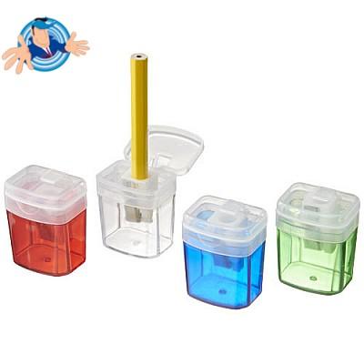 Temperamatite con vano di plastica