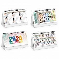 Calendario da tavolo 13 fogli multicolor