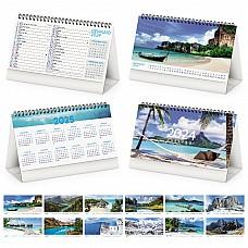 Calendario da tavolo Paesaggi