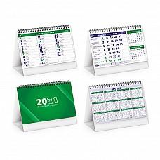 Calendario da tavolo con spirale 13 fogli