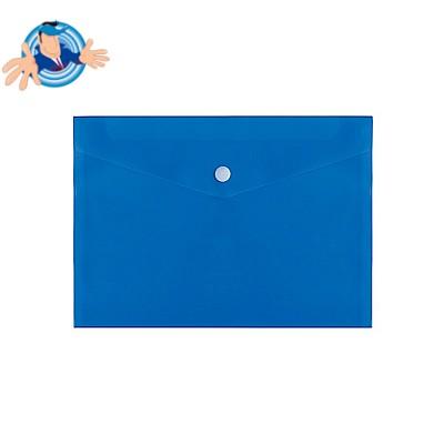 Busta portadocumenti misura media in PVC trasparente