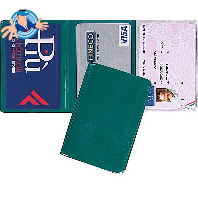 Porta patente e cards