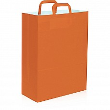 Shopper in carta colorata 32x17x43 cm