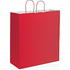 Shopper in carta colorata 36x12x41 cm