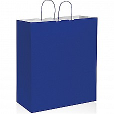 Shopper in carta colorata 45x20x48 cm