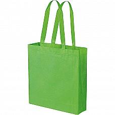 Shopper in TNT con soffietto