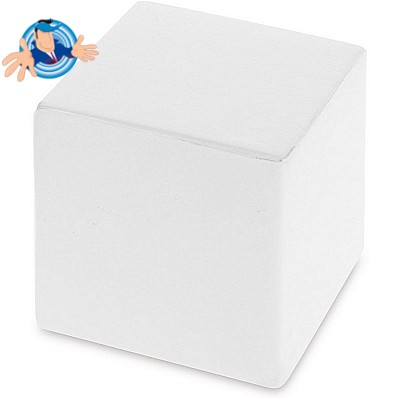 Antistress cubo bianco