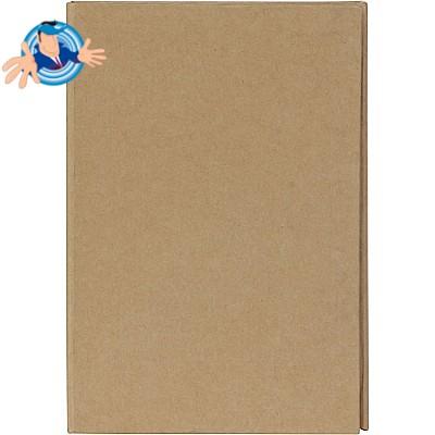 Blocchetto per appunti in cartone riciclato
