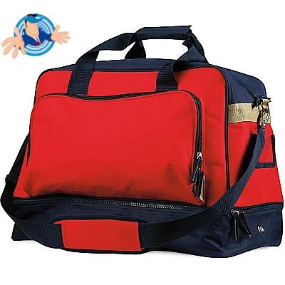 best service 80500 d114d Borsone sportivo con scomparto portascarpe - Gadget personalizzati - Sped.  Gratis - Yesmarket