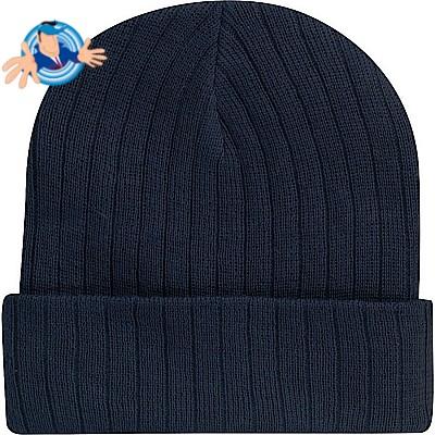 Cappellino zuccotto bimbo in cotone
