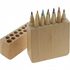 Confezione 12 matite colorate