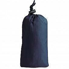 Giacca antipioggia con sacchetto