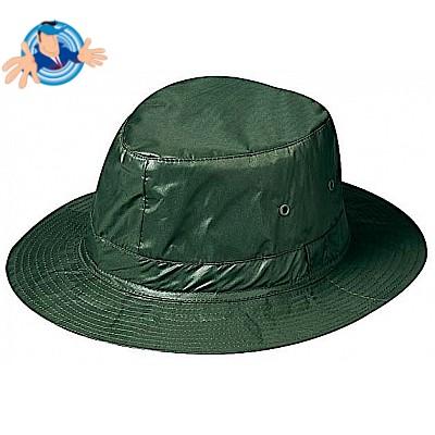 Cappello da pioggia in poliestere