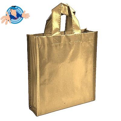 Mini Shopper in TNT laminato
