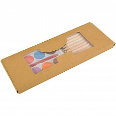 Set matite colorate e acquarelli