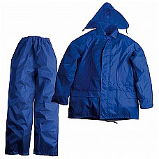 Set pantaloni e giacca anti-pioggia