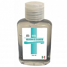 Gel igienizzante per mani 80 ml