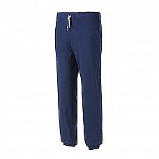 Pantaloni da jogging bambino in cotone