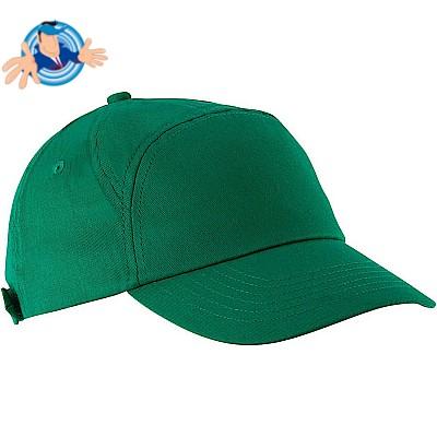 Cappellino in cotone 7 pannelli