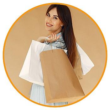 Cerchi una Borsa Shopping da personalizzare?